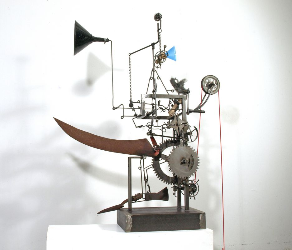 Totenmechanik